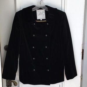 Millie velvet jacket